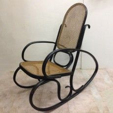 Mecedora Antigua tipo Thonet
